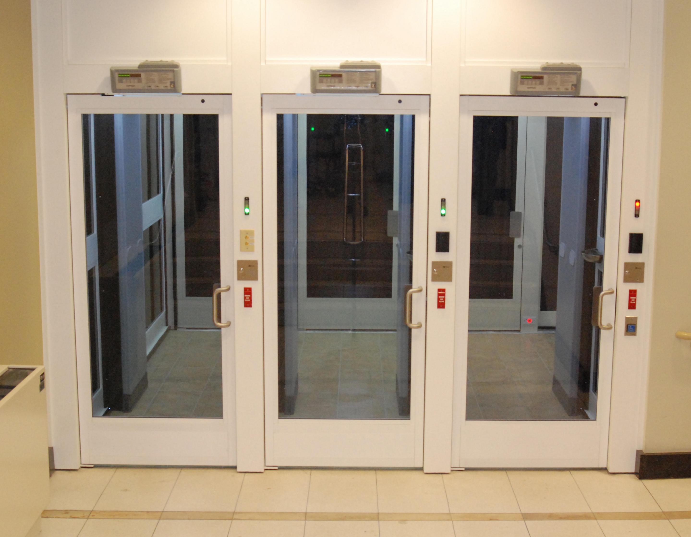 Walk Through Metal Detectors - Door Frame Metal Detectors