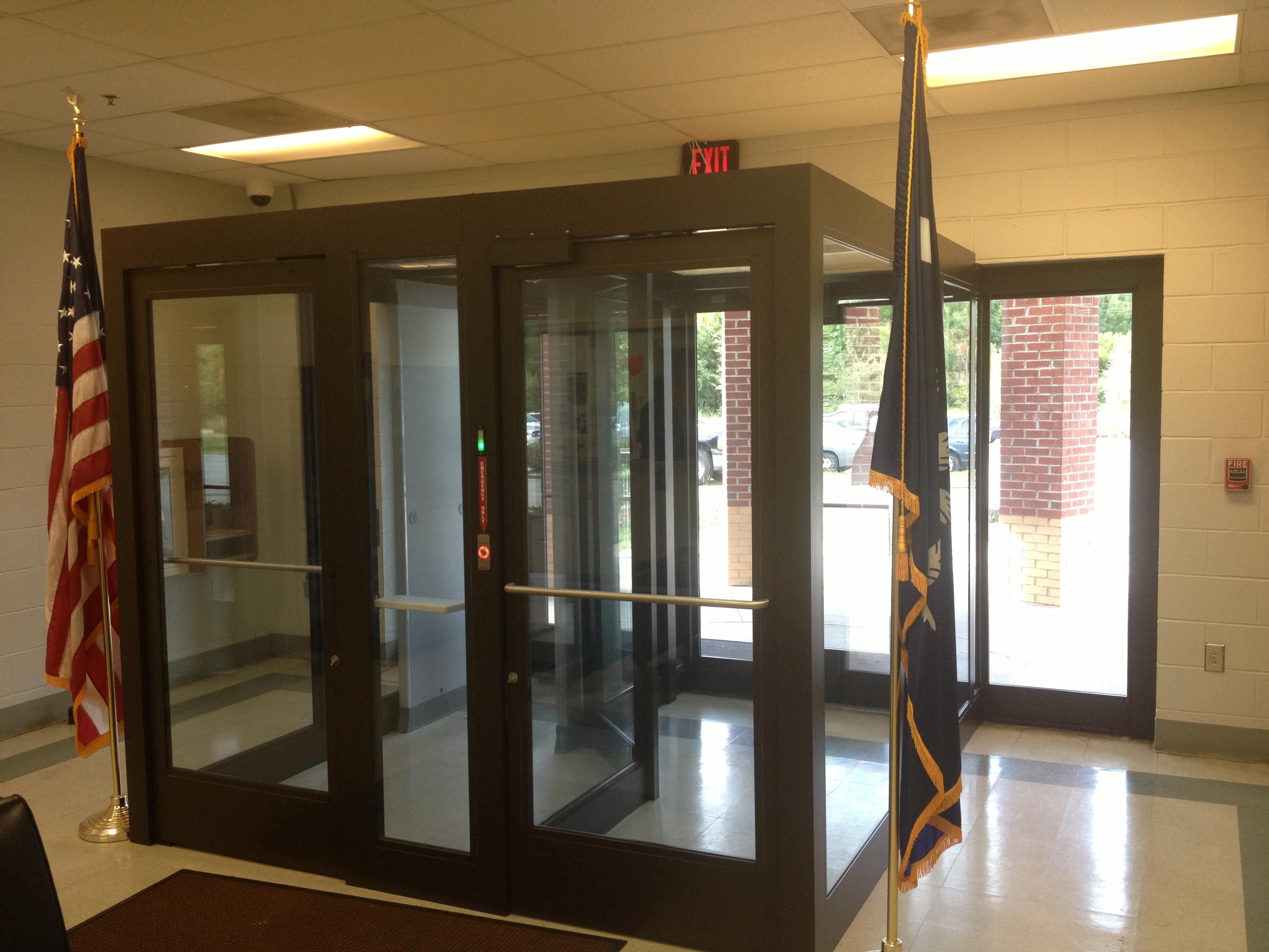 Law Enforcement Security Solutions